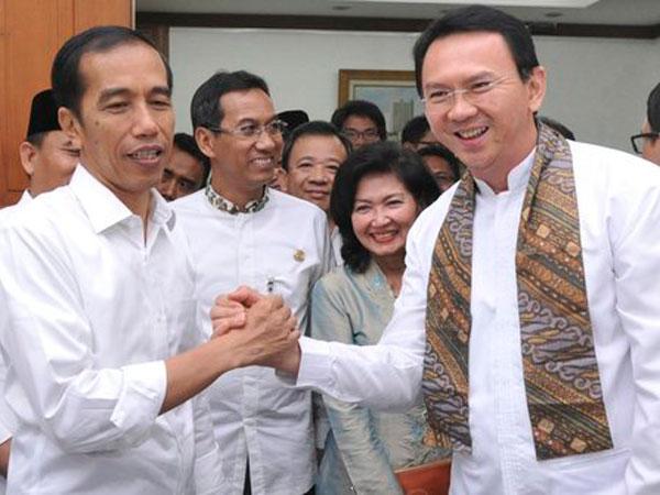 Respon Jokowi Soal Ahok Bebas Besok: Ya Terserah Pak Ahok