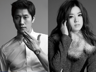 Jung Woo & Han Hyo Joo Akan Main Bersama Dalam 'C'est Si Bon'