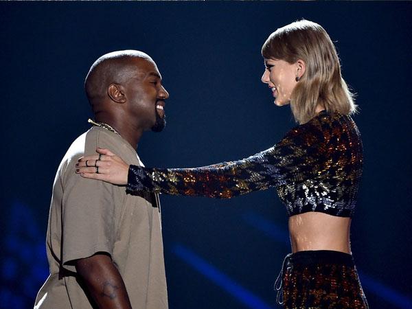 Diejek Kanye West di Album Terbarunya, Taylor Swift Siapkan Lagu Balasan?