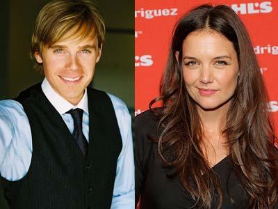 Benarkah Katie Holmes Temukan Pengganti Tom?