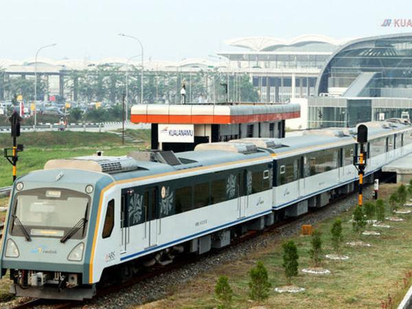 Bantu Tingkatkan Industri Wisata, Kereta Bandara Soekarno-Hatta Akan Siap Beroperasi!
