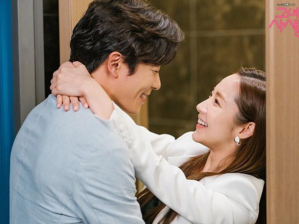 Ini Adegan Romantis Favorit Kim Jae Wook dan Park Min Young di Drama 'Her Private Life'