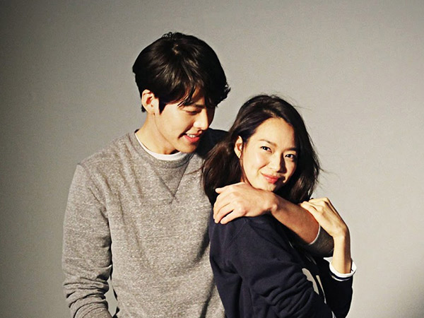 Kim Woo Bin dan Shin Min Ah Donasi untuk Korban Banjir Korea