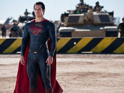 Man Of Steel Sukses Catat Rekor Baru Box Office