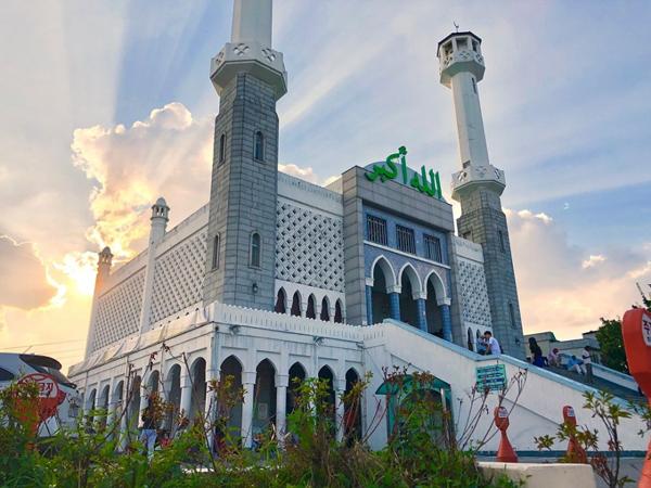 Masjid Pusat Seoul Jadi Masjid Tertua di Korea Selatan