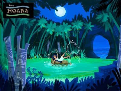 Setelah 'Frozen', Walt Disney Siap Garap Film Animasi 'Moana'!