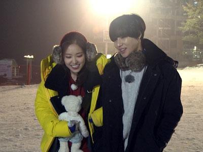 Wah, Na Eun A-Pink Minta Ciuman Untuk Kado Hari Kedewasaannya