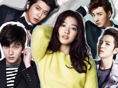 Sering Dirumorkan Cinta Lokasi, Apakah Park Shin Hye Akan Dirumorkan dengan Lee Min Ho?