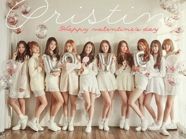 Debut Maret, Kenalan Yuk Dengan 10 Member Cantik Berbakat Pledis Girlz 'PRISTIN'!