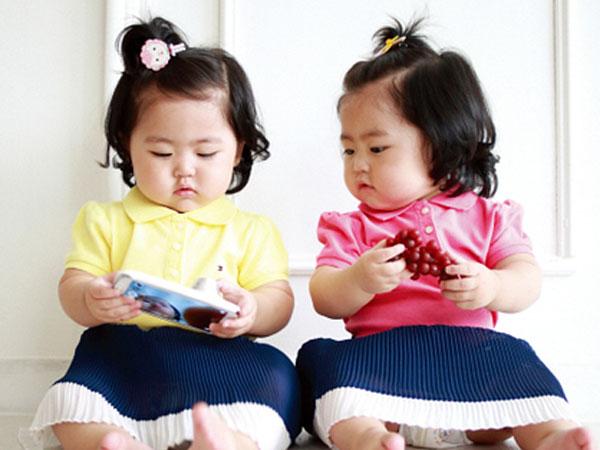 Si Kembar Rahee dan Rayool Sukses Buat Tim Produksi 'Oh My Baby' Pusing!