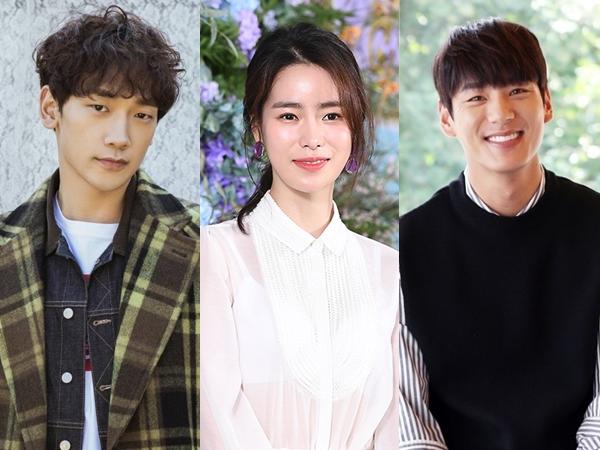 Rain Comeback Akting Bareng Lim Ji Yeon dan Kwak di Yang di Drama Terbaru MBC