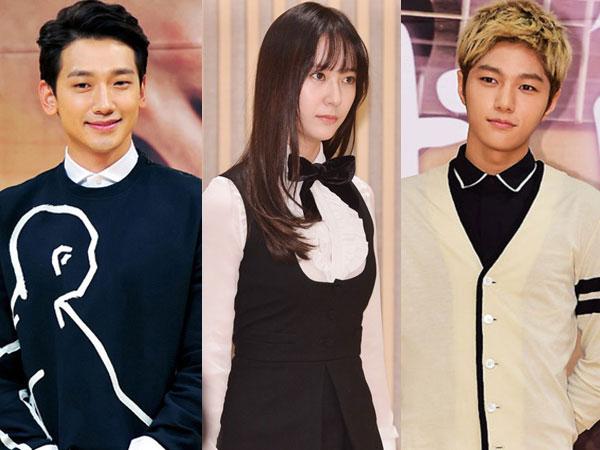 Intip Ketika Rain dan L Infinite Berebut Krystal Dalam Preview 'My Lovely Girl'