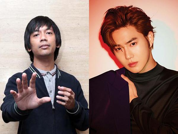 Lagunya Disebut Mirip, Rian DMasiv Janji Cover Lagu Suho EXO