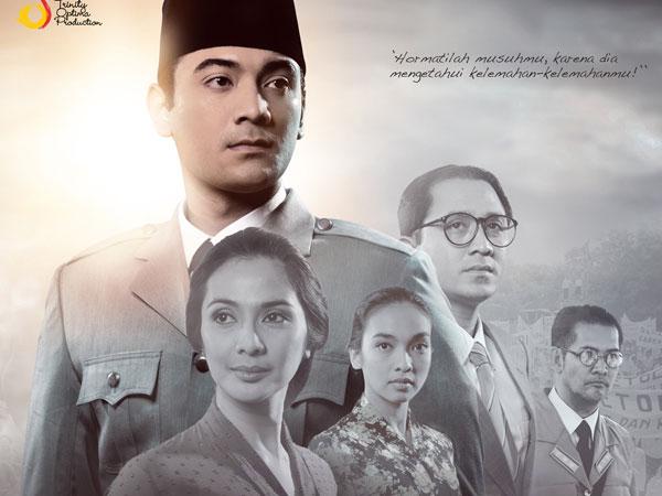 Wow, Film 'Seokarno' Siap Wakili Indonesia di Ajang Oscar!