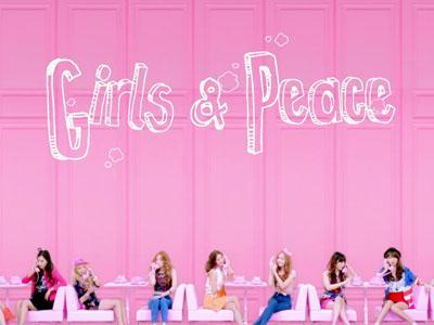 SNSD Dandan Imut dengan Nuansa Pink di Teaser MV Beep Beep