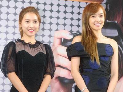 Variety Show 'Glitter' Tunjuk Victoria f(x) dan Kim So Eun sebagai MC