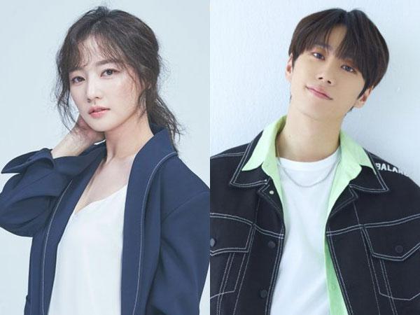 Song Ha Yoon dan Jun U-KISS Dipasangkan dalam Drama Komedi Romantis