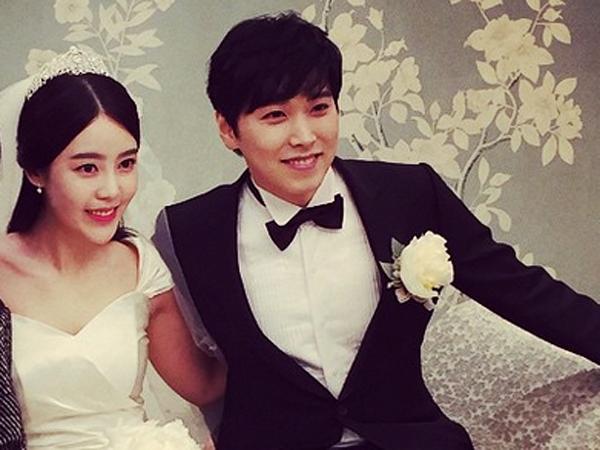 Kim Sa Eun Ungkap Rencananya Untuk Punya Anak dengan Sungmin Super Junior