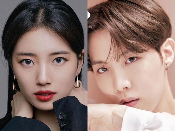 Suzy dan J-Hope BTS Donasi Miliaran Rupiah di Hari Anak