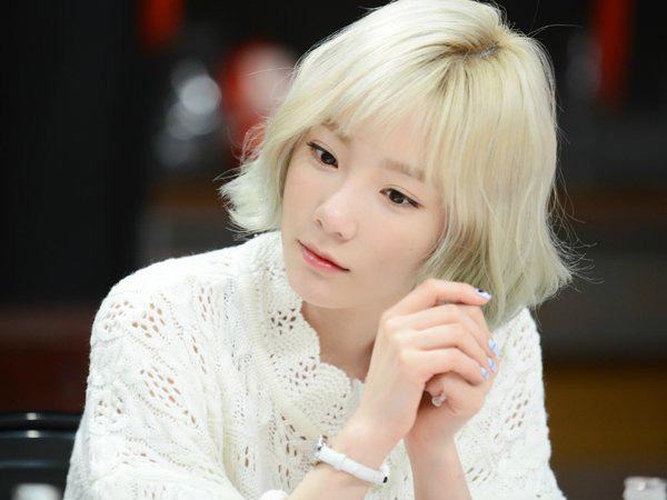 Taeyeon SNSD Ungkap Foto Kegagalan Warna Rambutnya Sebelum Dipotong Pendek