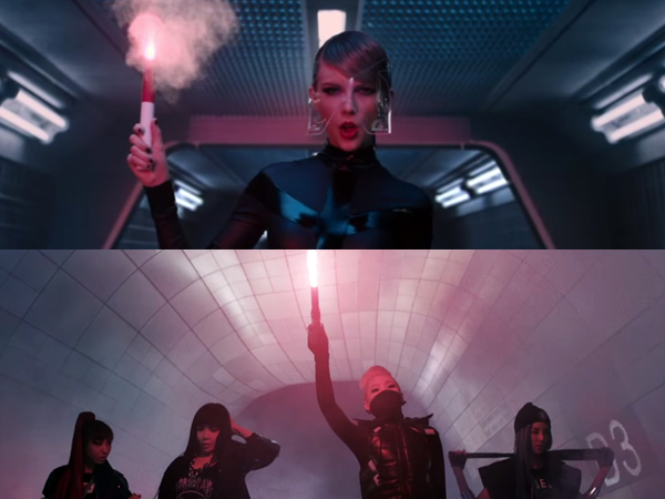 Taylor Swift Dituduh Plagiat Video Musik 'Come Back Home' 2NE1