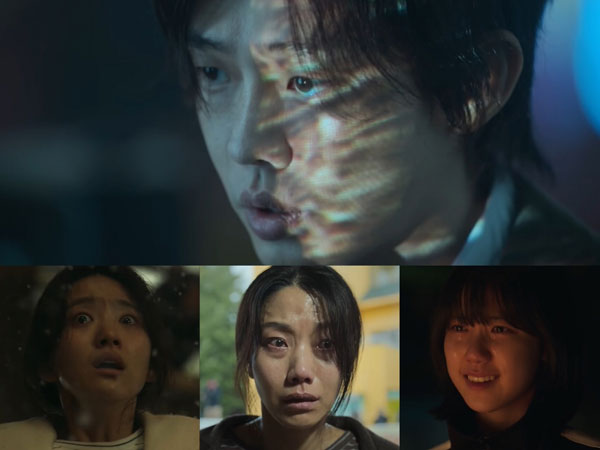 Penampilan Yoo Ah In Sebagai Pemimpin Sekte Baru di Teaser Hellbound