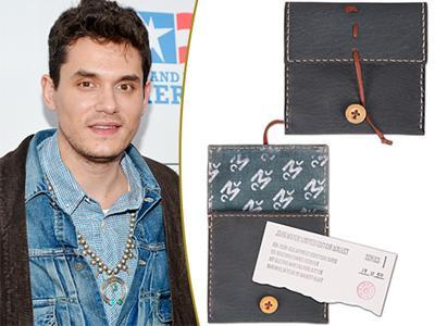 John Mayer Jadi Desainer Dompet?