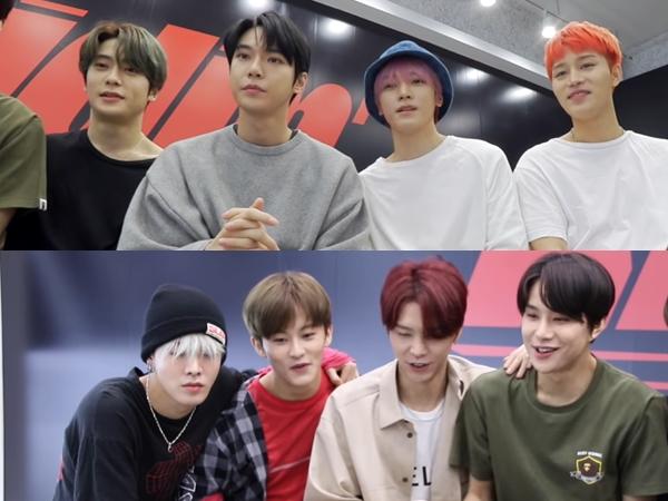 Giliran Para Hyung Berikan Reaction Untuk MV NCT Dream, Super Heboh