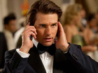 Adegan Tembakan Tom Cruise Bikin Panik Warga