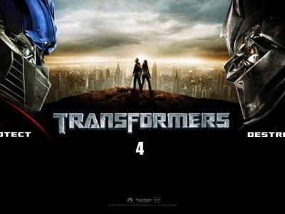 Ini Dia Bocoran Terbaru Film Transformers 4