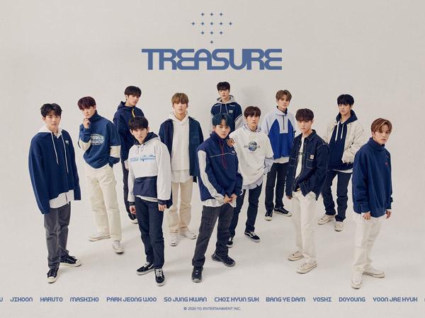Lebih dari Setahun Digantung, YG Entertainment Akhirnya Ungkap Debut TREASURE