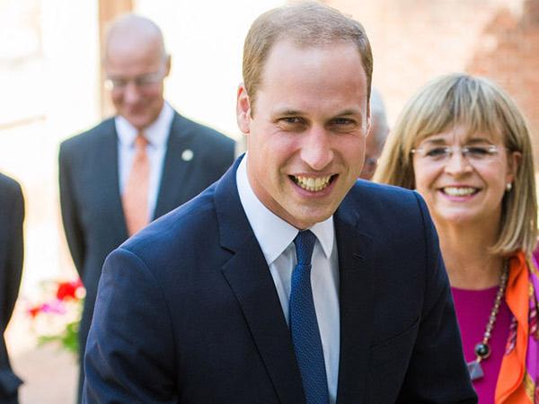 Wah, Pangeran William Pernah Bekerja Sebagai Pembuat Pie?