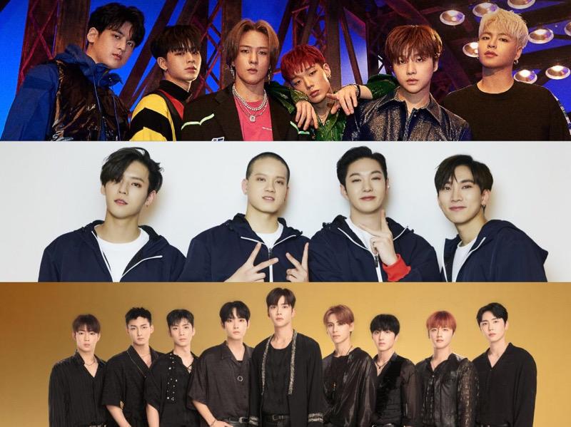 BTOB, iKON, dan SF9 Resmi Gabung Kompetisi Mnet Kingdom