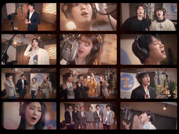 Total 62 Penyanyi Termasuk Park Bom, NCT, Hingga Brave Girls Rilis Lagu Spesial