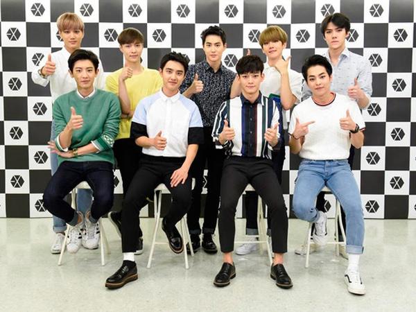 Hadiah Istimewa EXO Untuk Ulang Tahun Pertama EXO-L