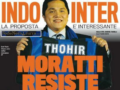 Inter Milan Jadi Milik Erick Thohir Pekan Ini?