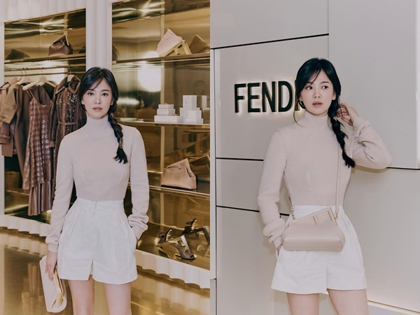 Fantastis, Tarif Endorse Song Hye Kyo Capai 6 M Sekali Posting