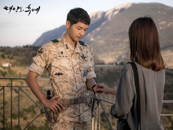 'Isyarat' Jelang Final Episode Ini, Buat Akhir Sedih atau Bahagia Untuk 'Descendants of the Sun'?