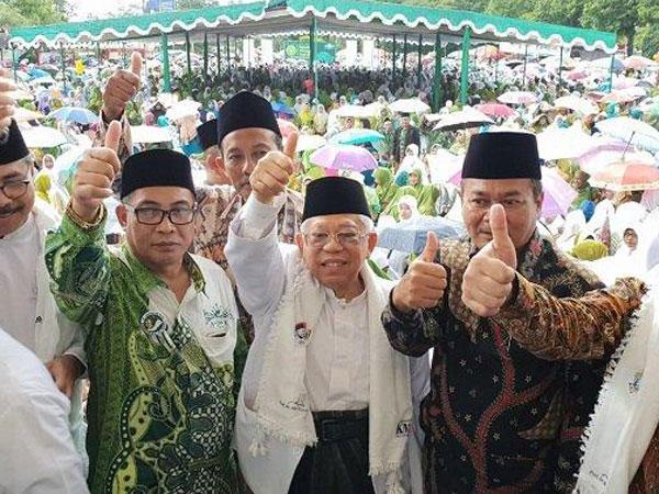 Fatwa Gerakan 212 Ma'ruf Amin yang Buat, Untuk Apa Lagi Setelah Ahok Selesai Jalani Hukuman?