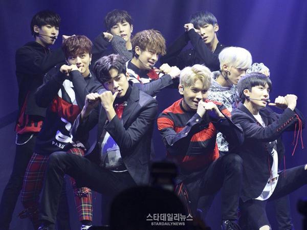 Jadi Grup Termuda FNC Entertainment, SF9 Akui Dimanjakan Para Seniornya