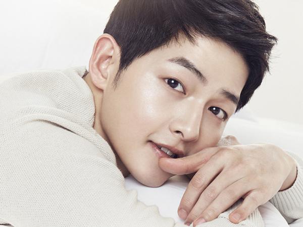Song Joong Ki Ditunjuk Jadi Wajah Baru Brand Kosmetik Ramah Lingkungan Ini