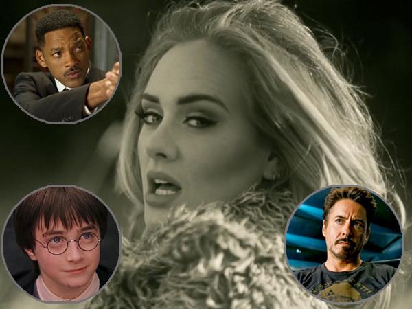 Ini Jadinya Jika Lagu 'Hello' Adele Dinyanyikan Ulang Oleh Karakter Film Hollywood