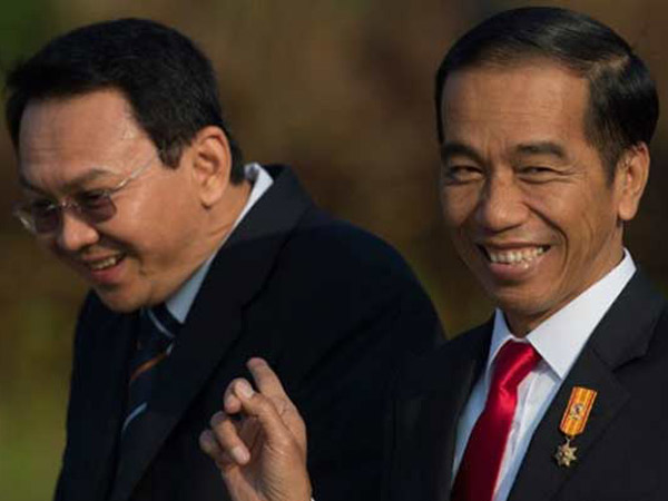 Curhat Masalah Jakarta, Ahok Justru Ditertawakan Jokowi?