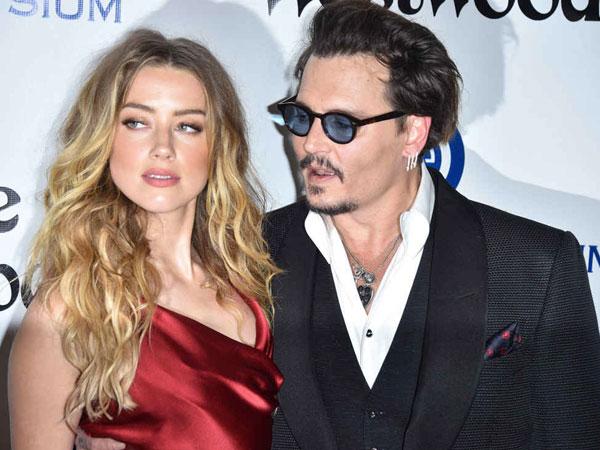 'Tarik Ulur' Proses Cerai, Johnny Depp Sengaja Hukum Amber Heard?