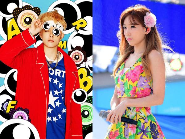 Debut Solo dengan Konsep Colorful, Amber f(x) Gaet Taeyeon SNSD!