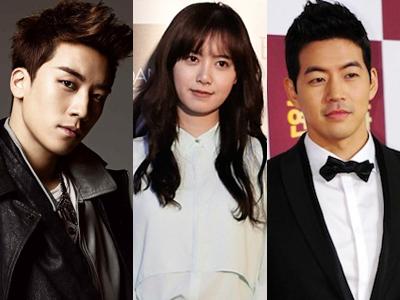 Seungri Big Bang, Goo Hye Sun, dan Pemain 'Angel Eyes' Lainnya Invasi 'Running Man'!