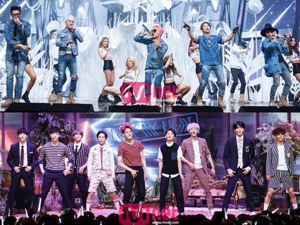 Hasil Voting Big Bang vs EXO Dianggap Tak Sesuai, Ini Penjelasan Mnet 'M Countdown'