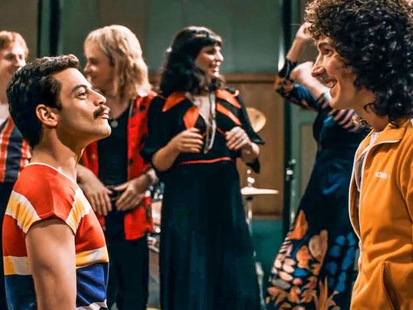 Viral Mendunia, 'Bohemian Rhapsody' Turun Peringkat Karena Film Bawaan Benedict Cumberbatch Ini