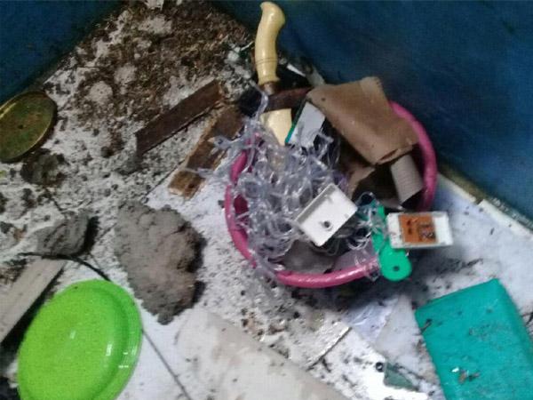 Target Awal Gereja, Bom Panci Meledak di Rumah Kontrakan Buahbatu Bandung