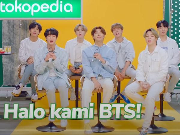 Reaksi Lucu Fans Internasional BTS Saat Nonton Acara TV Indonesia